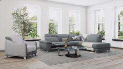 Canapé d'angle NOUMEA