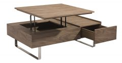 Table basse dinette DAYS noyer