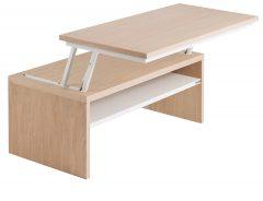 Table basse relevable IDOINE